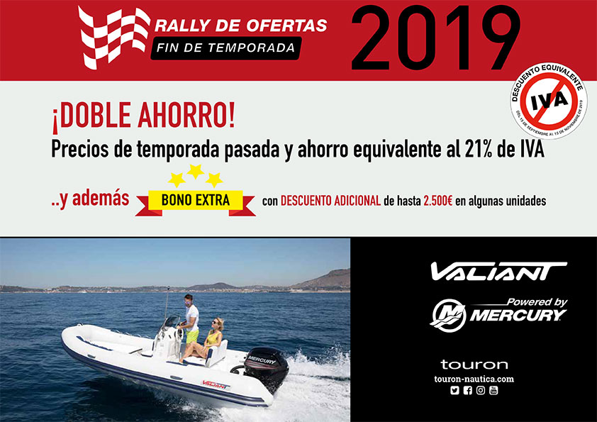 Rally Ofertas Valiant 2019