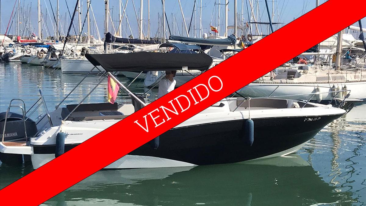 [Vendido] Embarcación Jeanneau Cap Camarat 7.5 CC-2